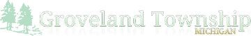 Groveland Township Logo Alt